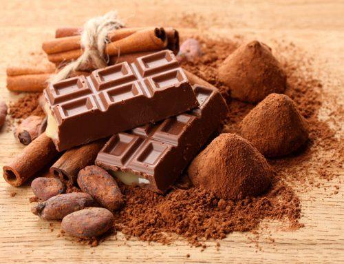 Сладкая история шоколада